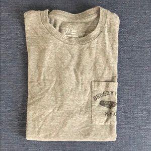 J. Crew Whale T-shirt